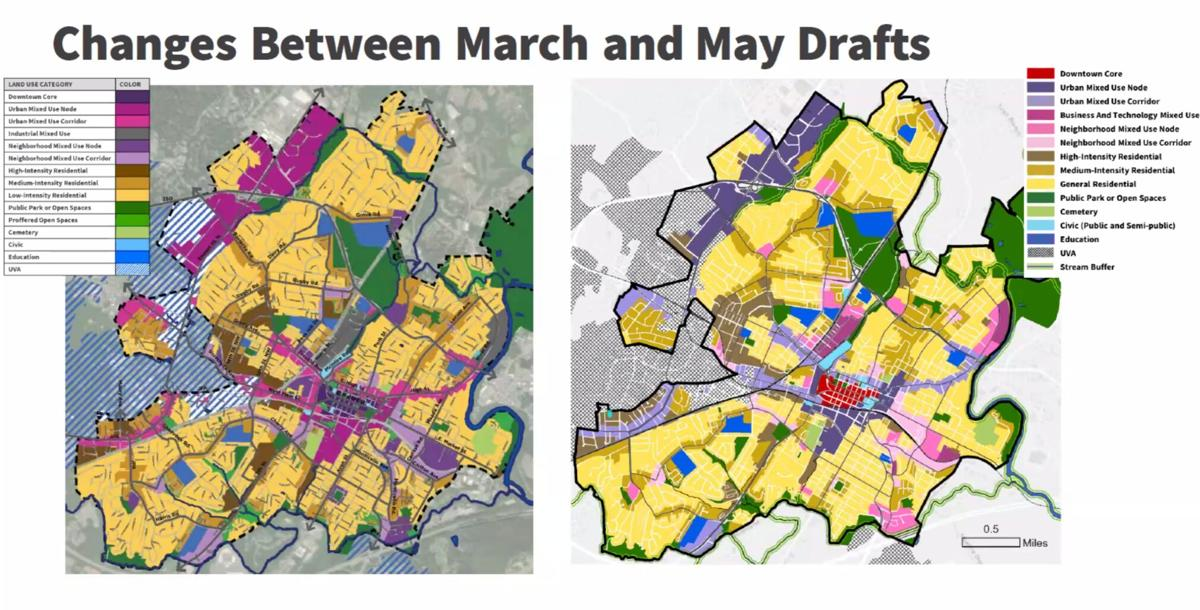 Future land use map revisions