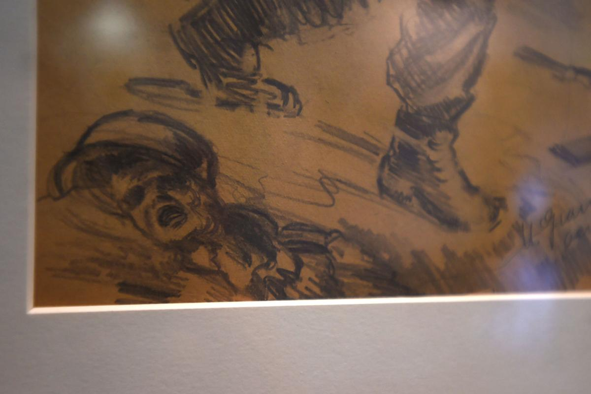 Ugo Giannini Sketches 02