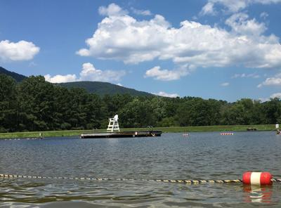 Mint Springs Lake in Crozet