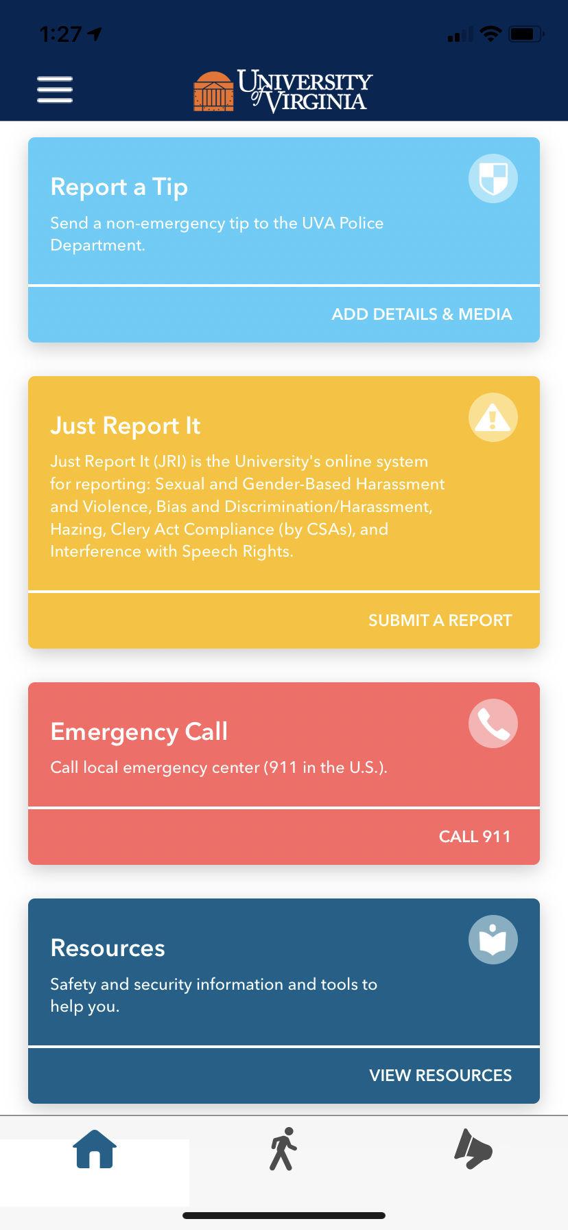 UVa safety app now available to all | UVa | dailyprogress com