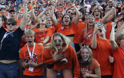 North Carolina Virginia Tech Football