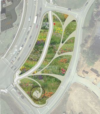 Rio Road East Plan