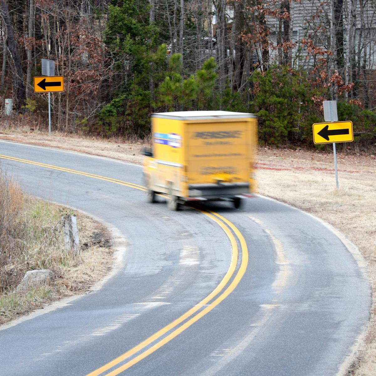 At fatal crash site in Greene, road solutions may be difficult
