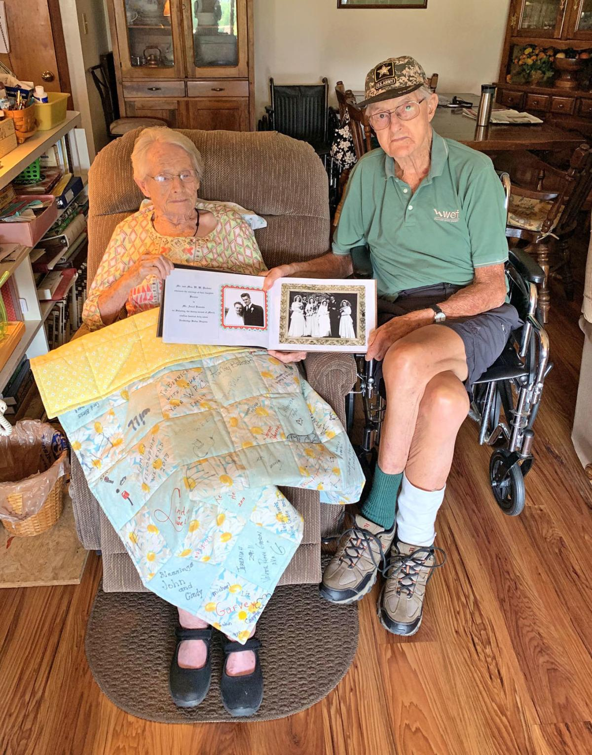 Previous Ladd teacher turns 100