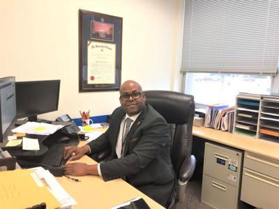 Orange County High School Principal Wendell Green