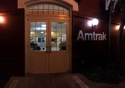 Charlottesville Amtrak Station