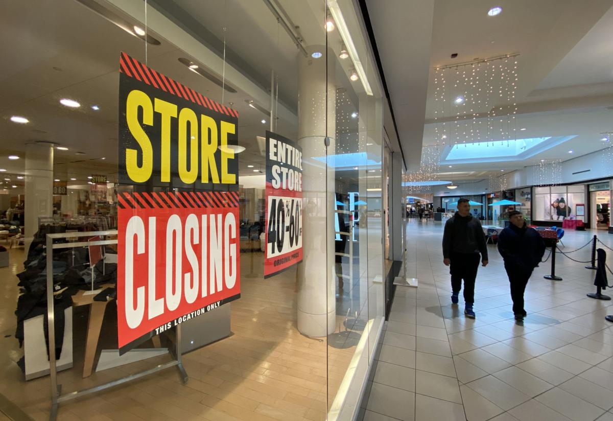Fashion Square Mall stores closing