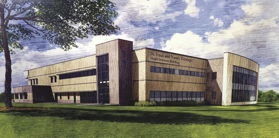 Turnage Health Sciences Building