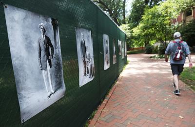 Memorial to Enslaved Laborers