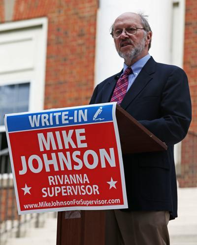 Mike Johnson campaign announcement