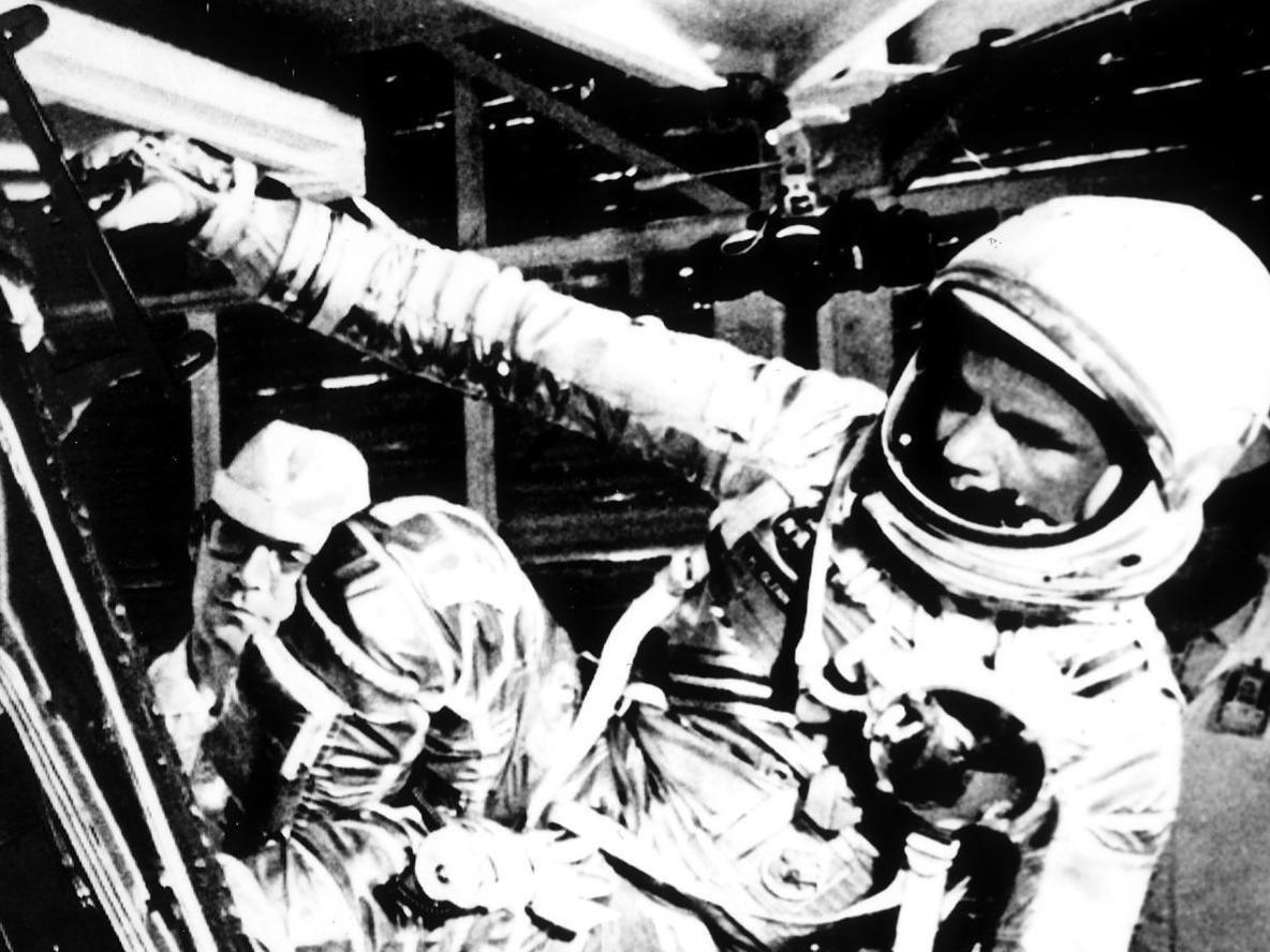 Today in History, Feb. 20: John Glenn