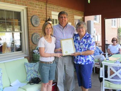 ADK month proclamation