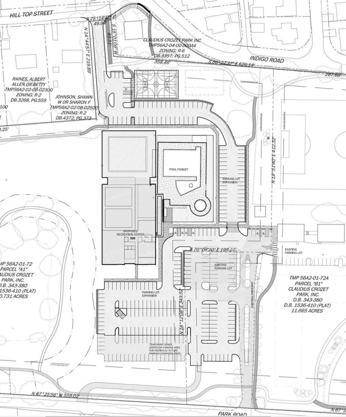 Crozet Park Concept