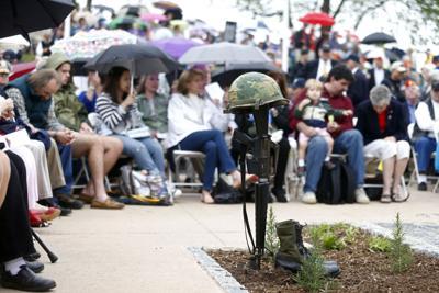 Dogwood Vietnam Memorial