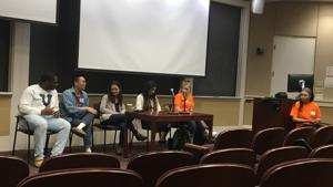 Conference at UVa discusses support network for first-gen students