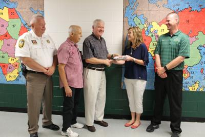 Greene schools receive 'Stop the Bleed' kits