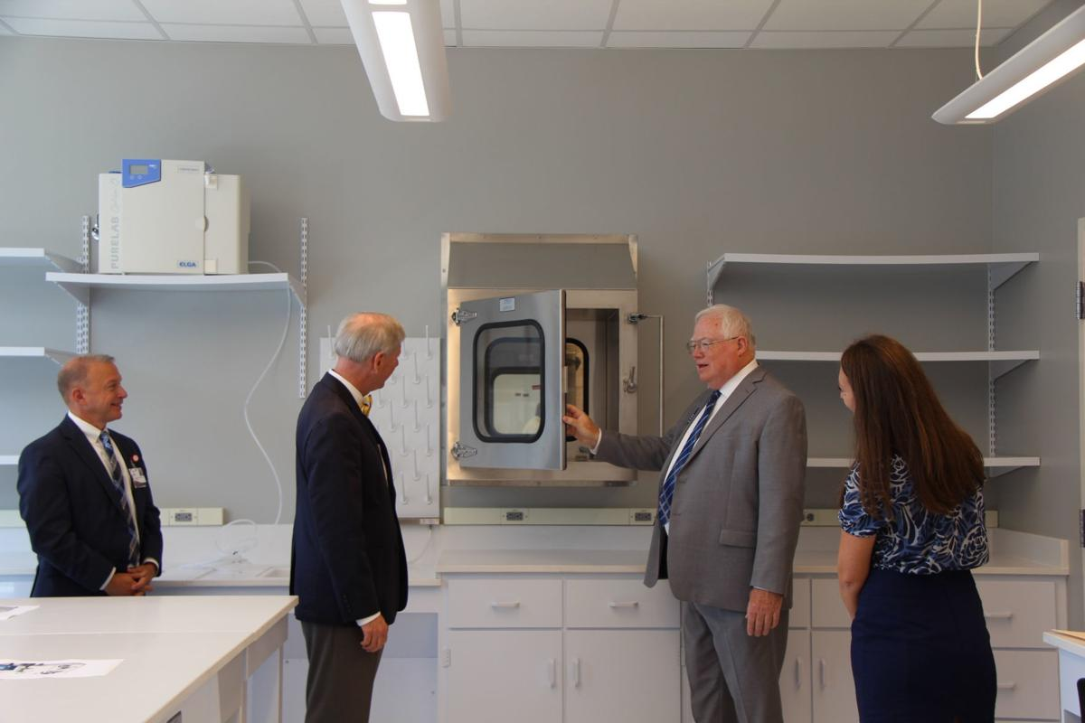 BRCC opens Biosciences Center