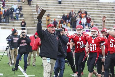 Robert Casto Steps Down After 23 Seasons As Riverheads Head Football