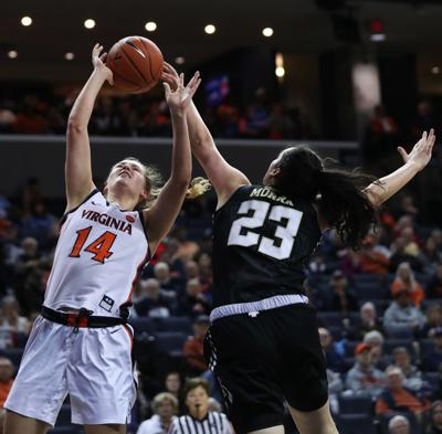 746f12cd4 Early scoring drought hurts Virginia women s basketball team in loss to  Wake Forest
