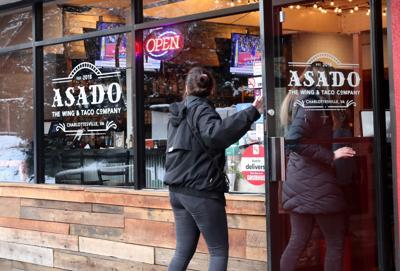 Asado Wing & Taco in Charlottesville