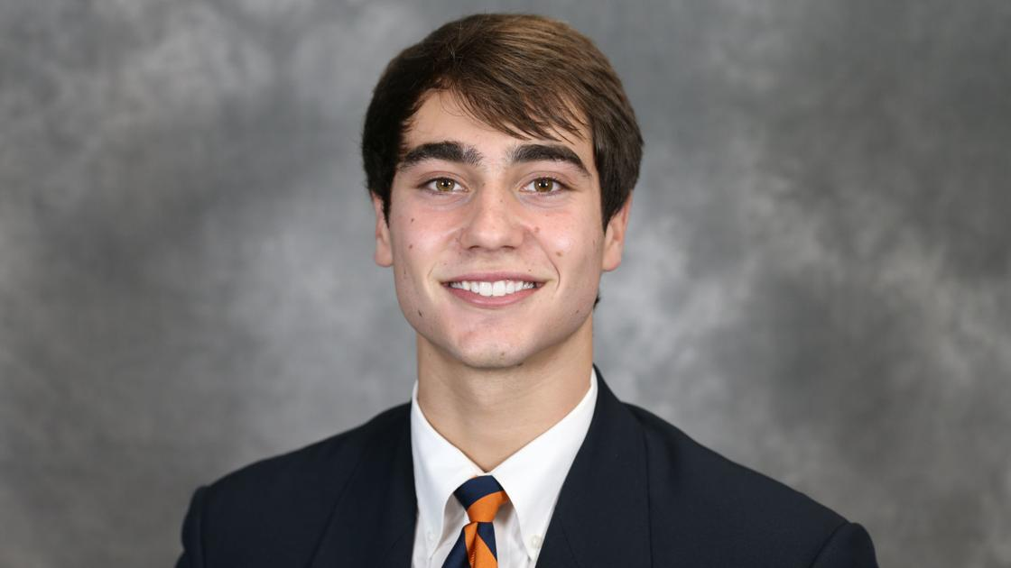 Virginia walk-on QB Jared Rayman shined under Chris Slade's guidance