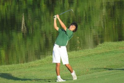 WMHS golf