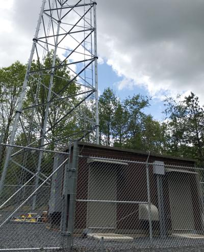 Broadband at Mt. Track Road tower site