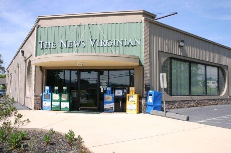 Waynesboro News Virginian building 1