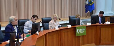 Sierra Club forum