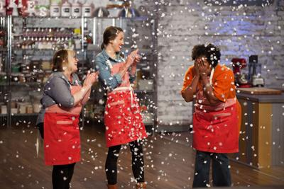 Lynchburg Woman Wins Food Network Christmas Cookie Challenge The