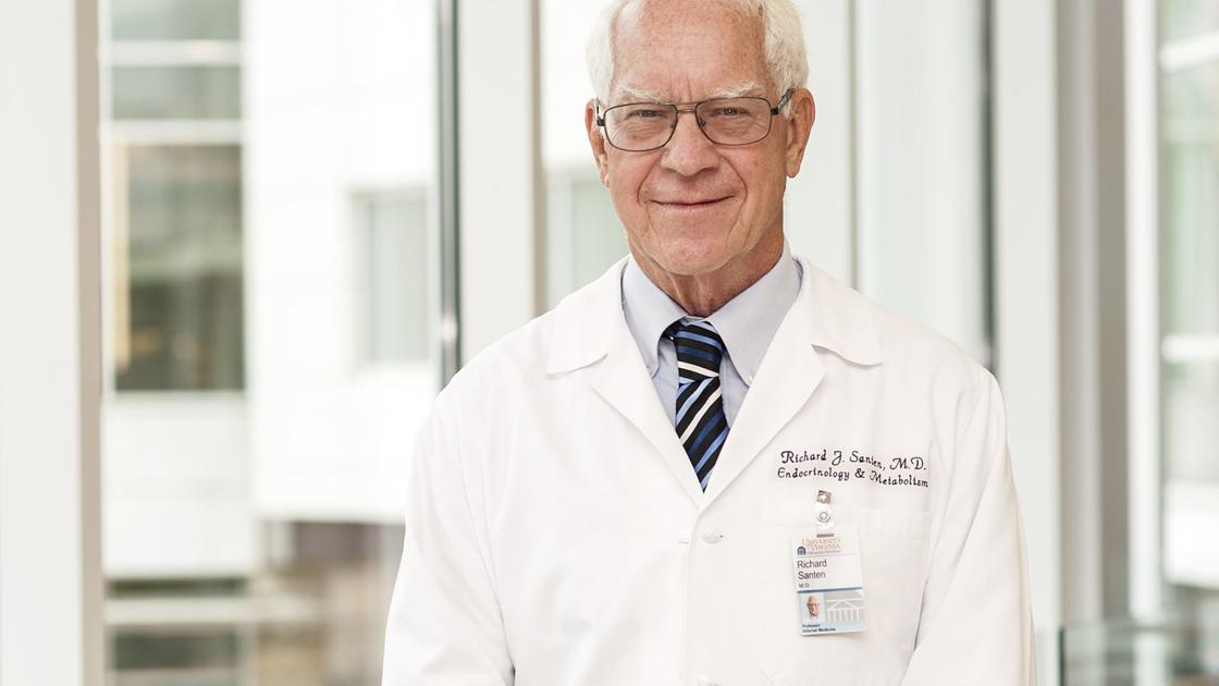 Physician has spent career helping women with breast cancer navigate hormone therapies