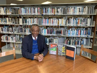 Author to discuss his story this weekend
