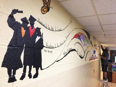 Jae Johnson mural
