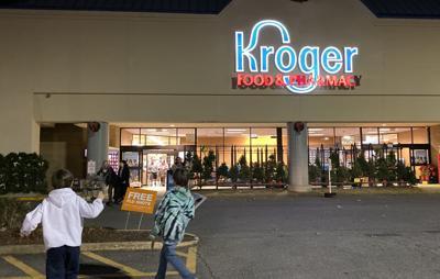 Rio Hill Kroger in Charlottesville