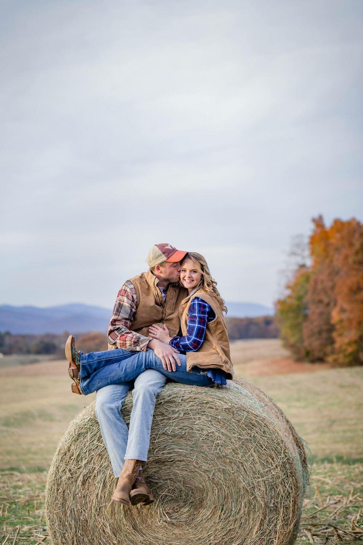 David and Katelynn Falk