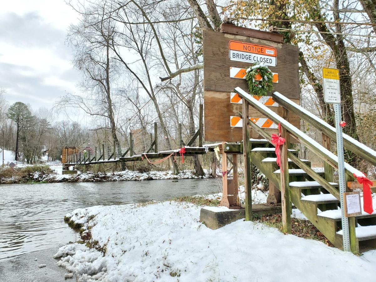 Criglersville bridge