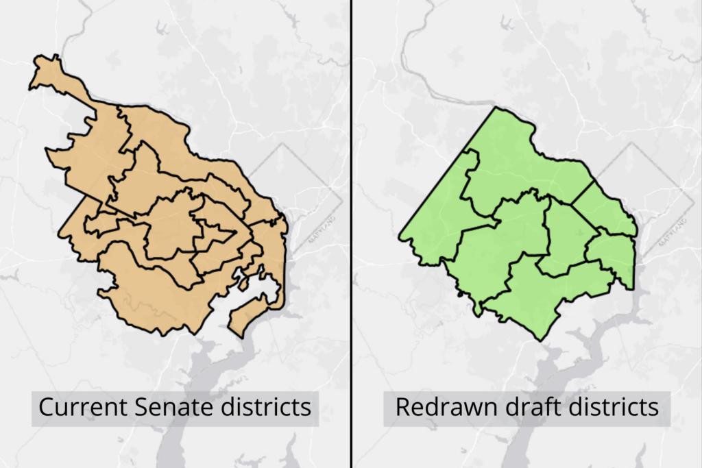 Redistricting Maps
