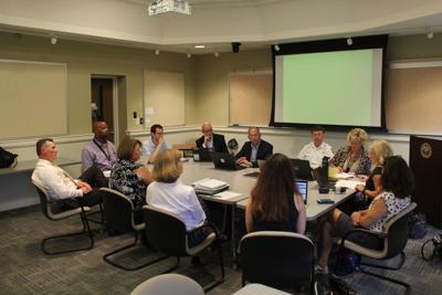 ECC board meeting