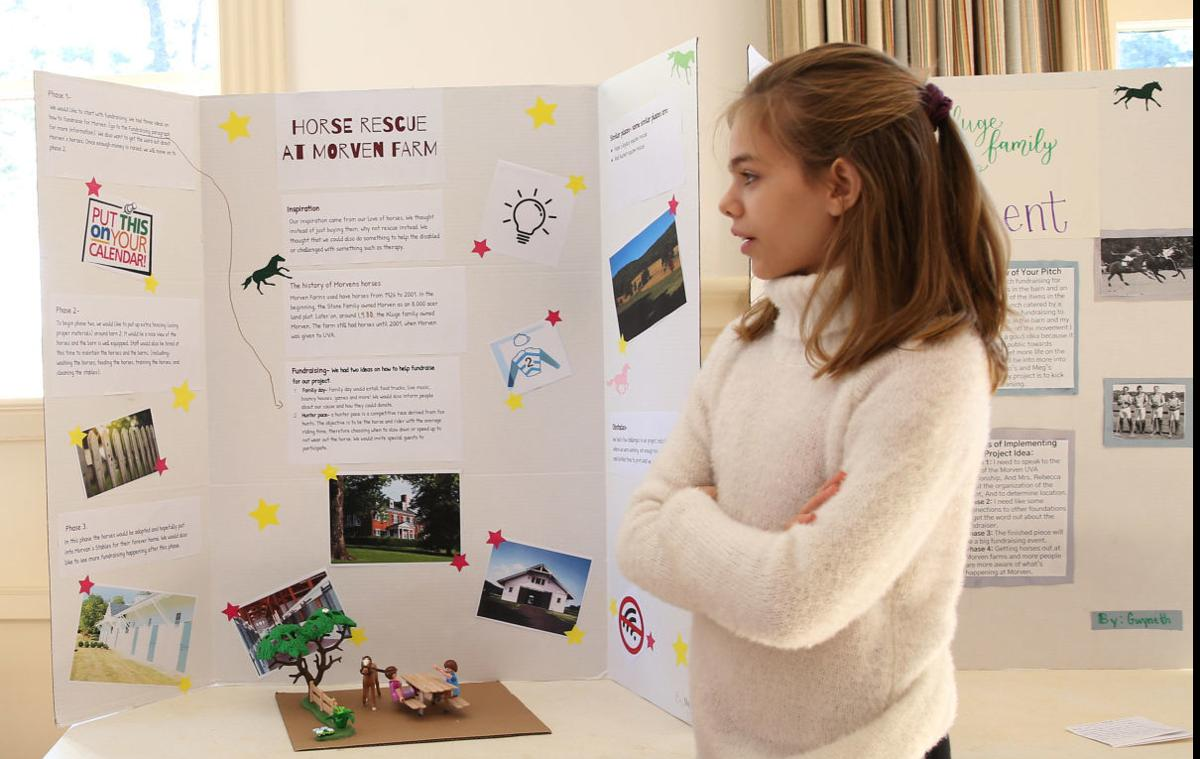 Morven farm student project