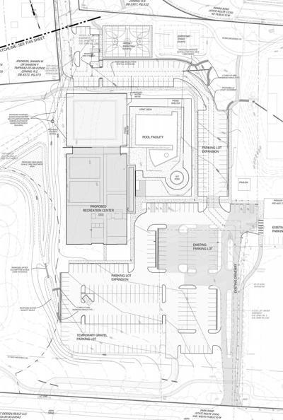 Crozet Park expansion