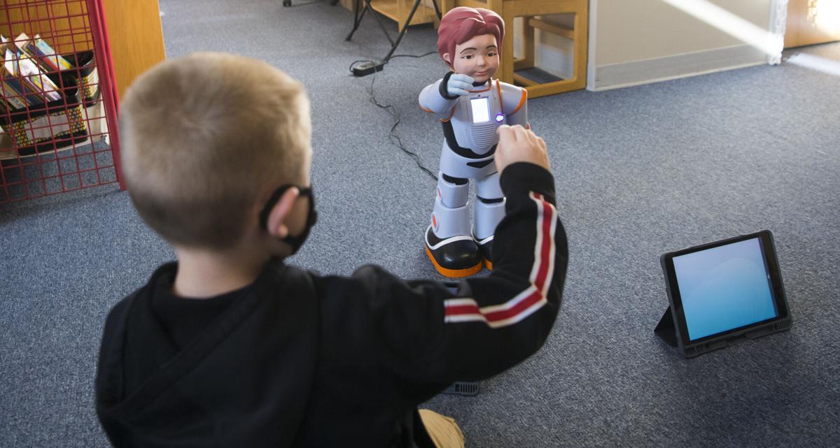 Robon the robot