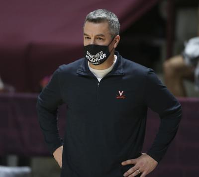 Virginia Virginia Tech Basketball