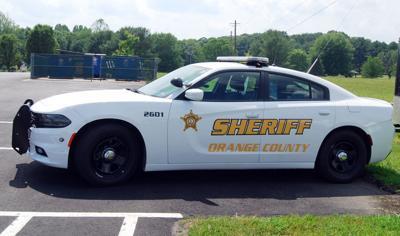 OCSO-patrol car