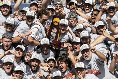 NATIONAL CHAMPIONS: Virginia defeats Yale to win first ...