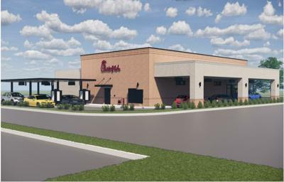 Proposed Chick-Fil-A