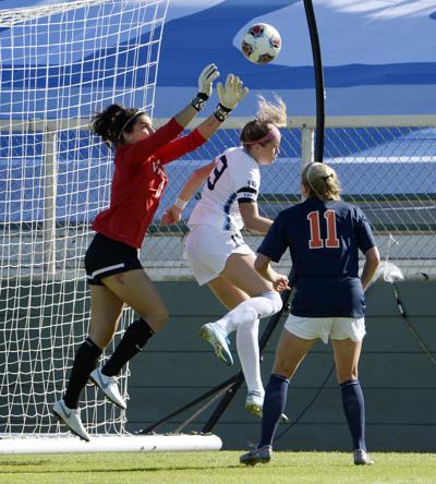 Virginia goalkeeper Laurel Ivory to miss NCAA Tournament
