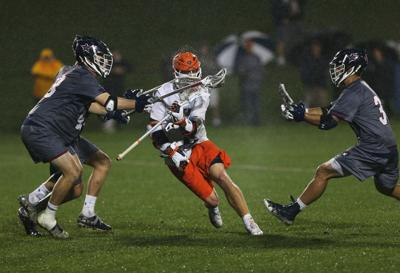 Virginia men's lacrosse team cruises past Robert Morris in NCAA Tournament opener