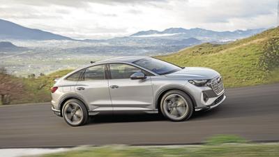 2022 Audi Q4 e-tron/e-tron Sportback