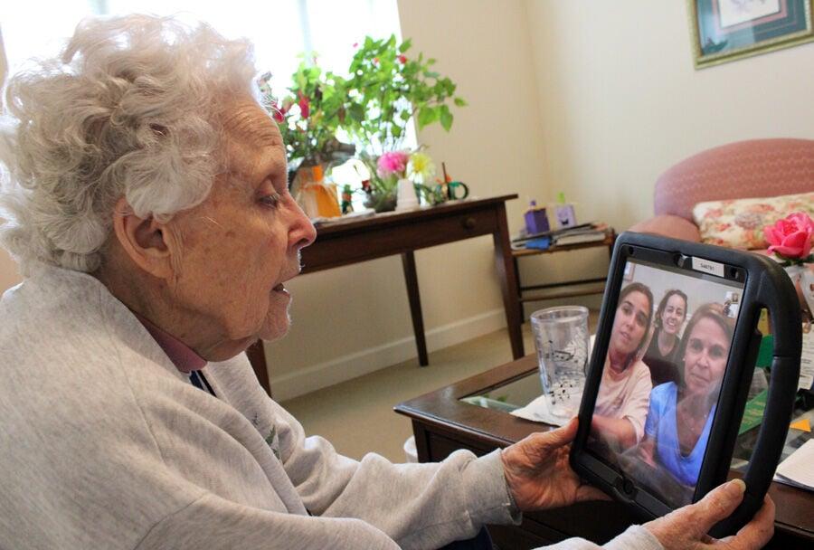 B-DV-Elizabeth Holley Goodwin Facetime visit