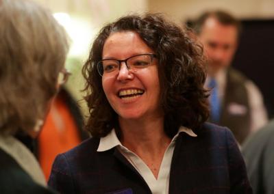Amy Laufer campaign kickoff